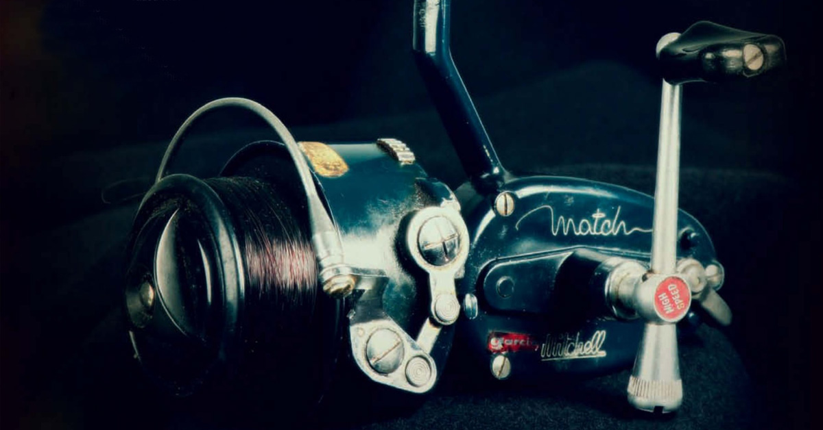 Legendary Tackle - Mitchell Match 440A Reel