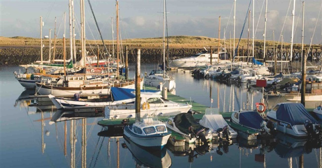 Spotlight on Amble, the friendliest port