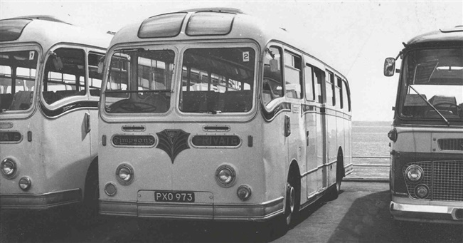 Coaches to rely on – A Timpson & Sons and the AEC Reliance