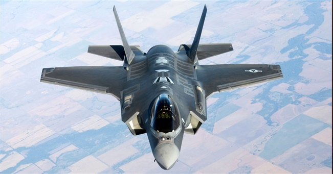 How much does an F-35 cost?