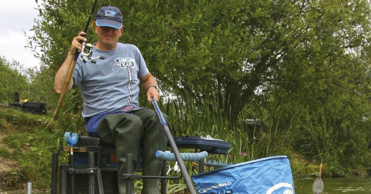 Darren Cox - A life in angling