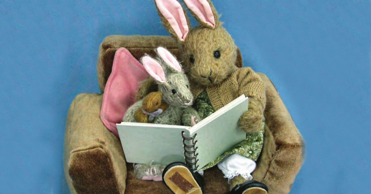 Bemused bunnies and mad March hares