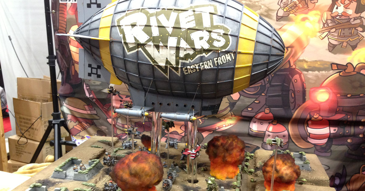 Rivet Wars - Eastern Front