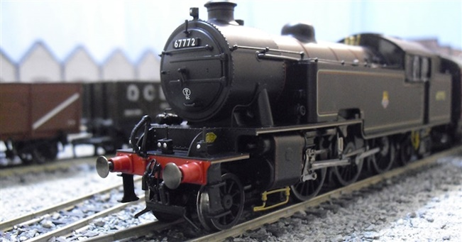 Back in Black: Hornby L1