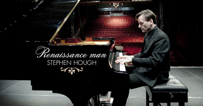 Renaissance man: Stephen Hough