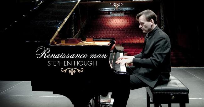 Renaissance man: Stephen Hough