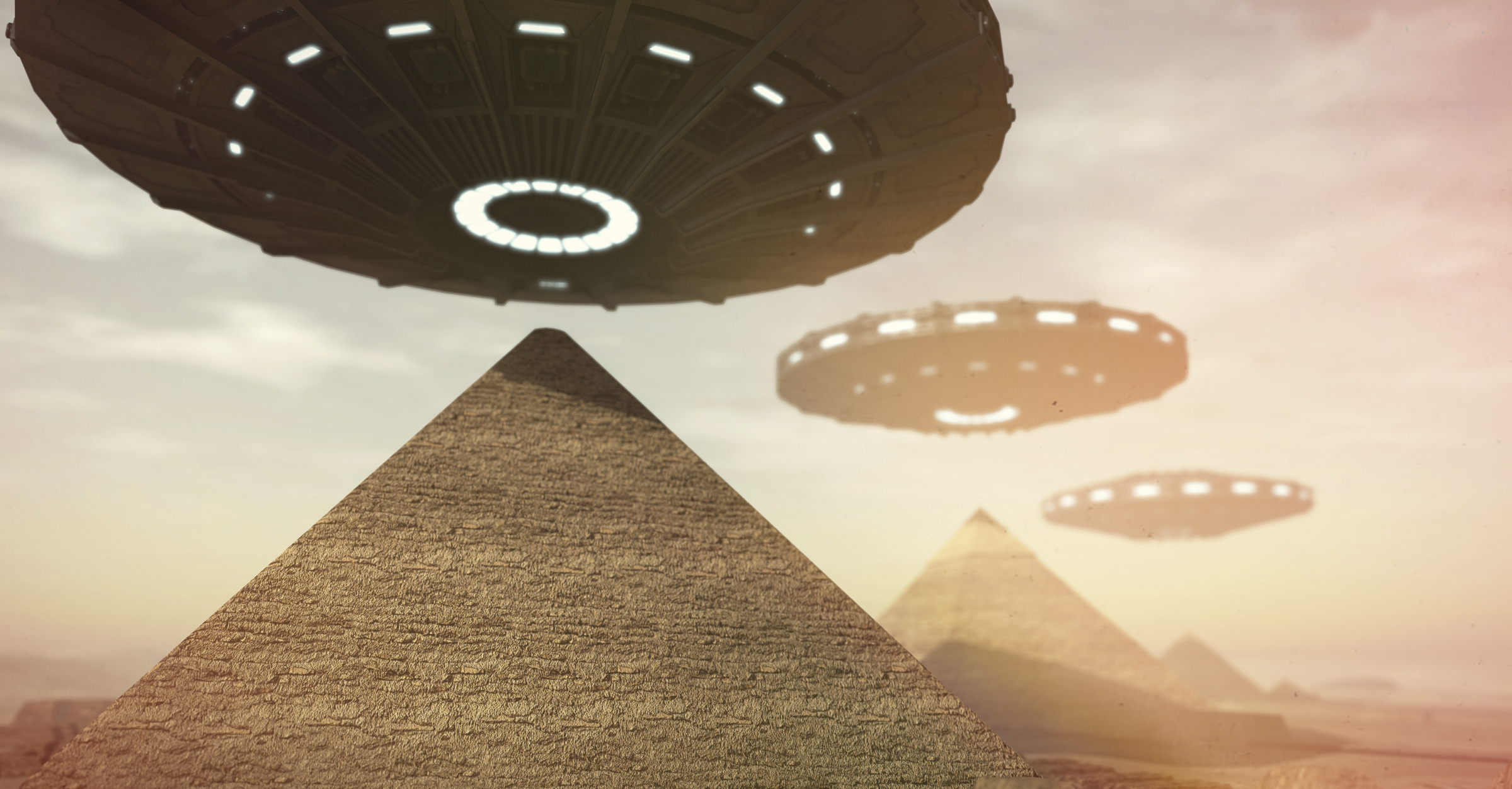 Aliens or Egyptians Who Really Built the Pyramids?