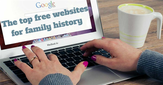The top free websites for family history
