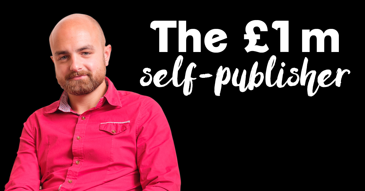 The £1m self-publisher