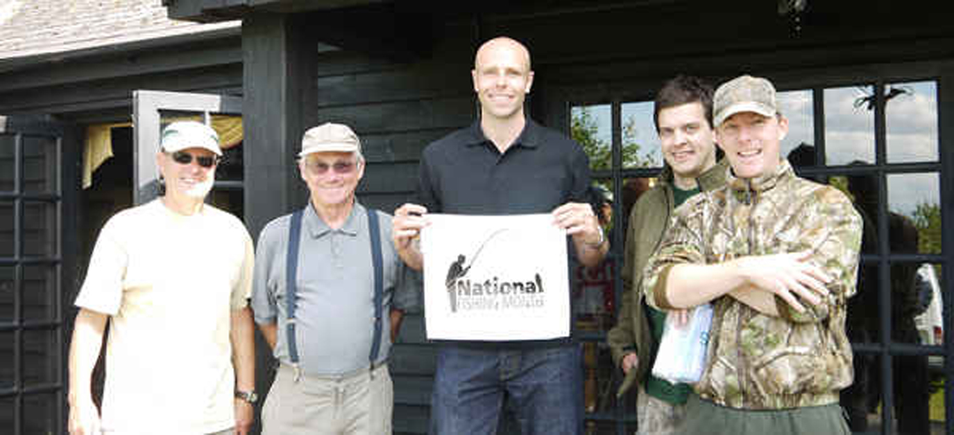 National Fishing Month silver jubilee