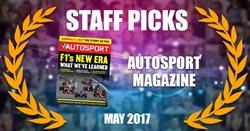 STAFF PICK: Autosport