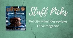 STAFF PICK: Olive