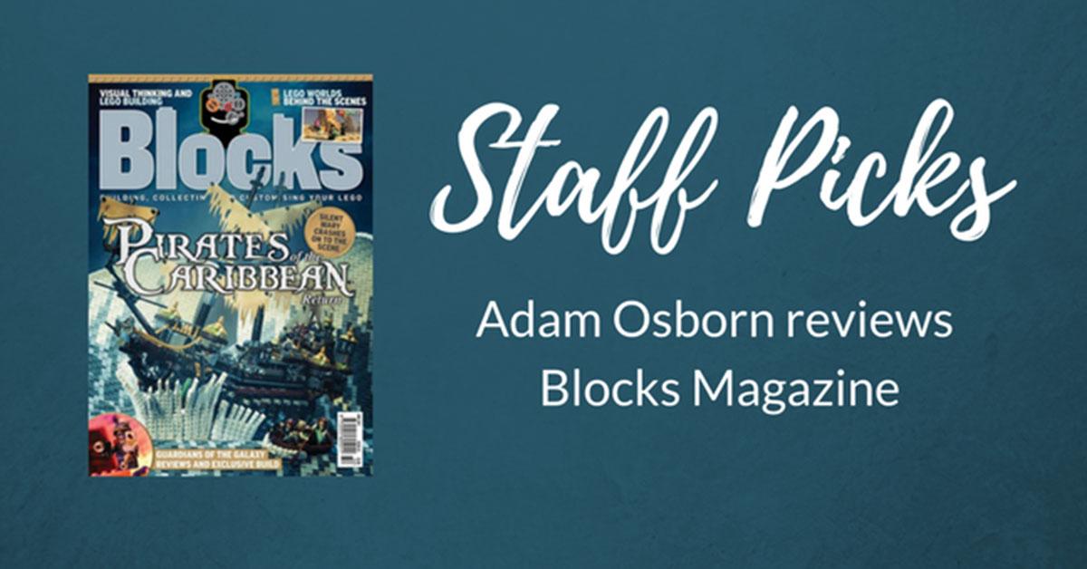 STAFF PICK: Blocks Magazine