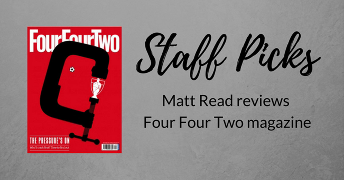 STAFF PICK: Matt Read