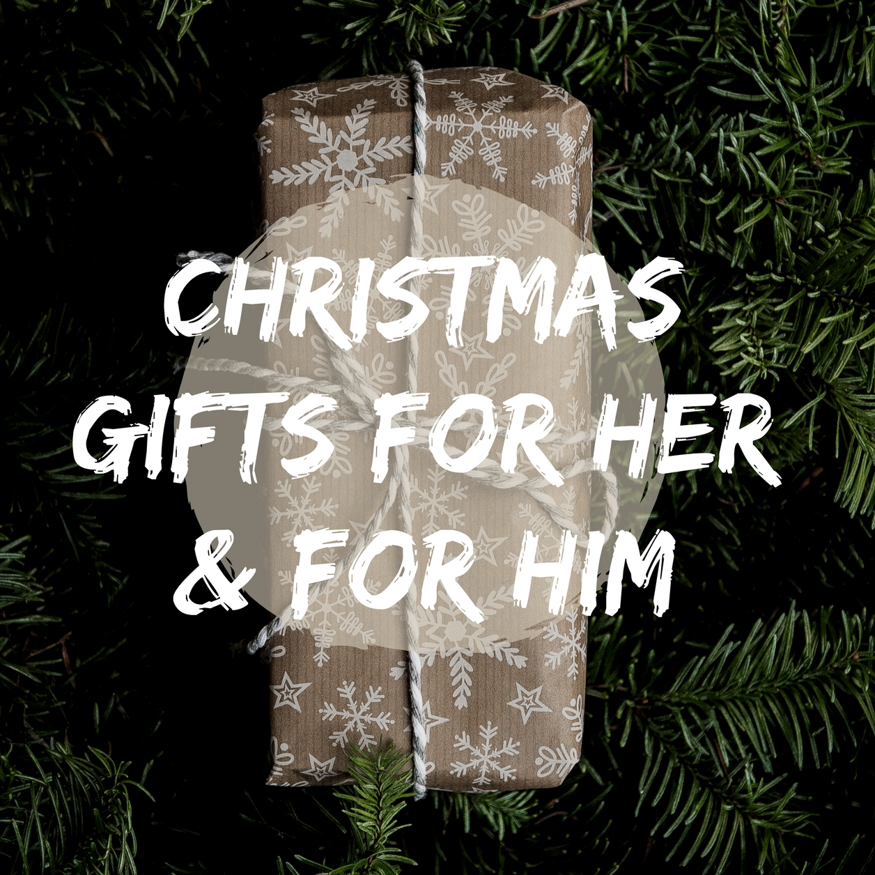 Christmas Gifts for Her and Gifts for Him
