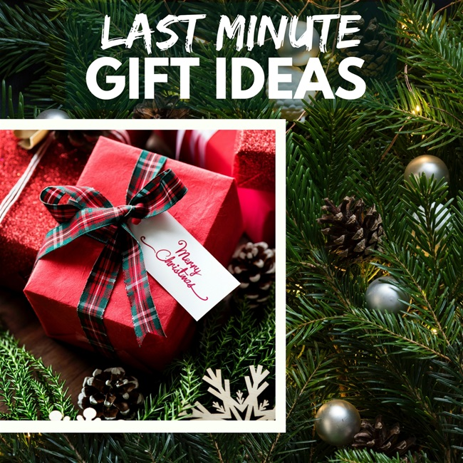 last minute christmas gifts - Last Minute Christmas Gifts