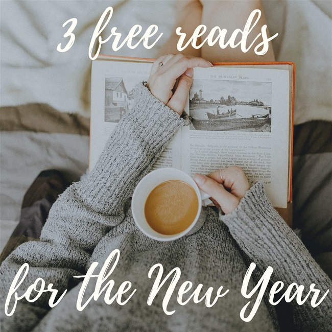 3 Free Reads for the New Year