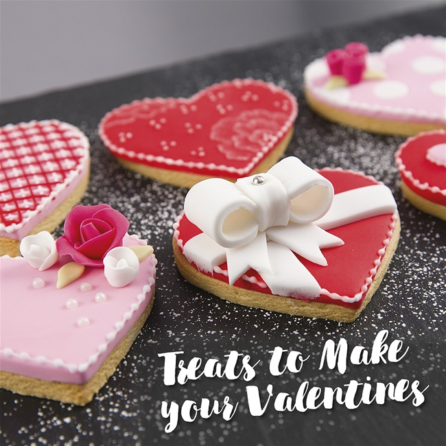 Treats to Make Your Valentines