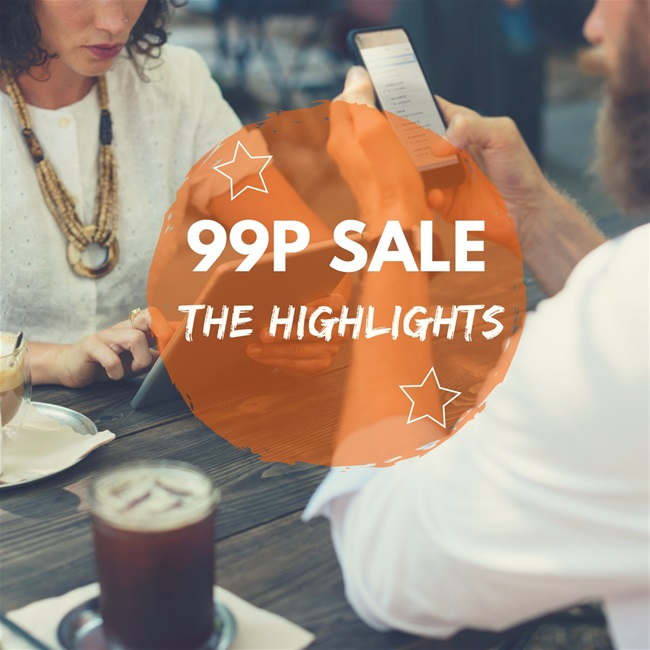 The Pocketmags 99p Sale - The Highlights