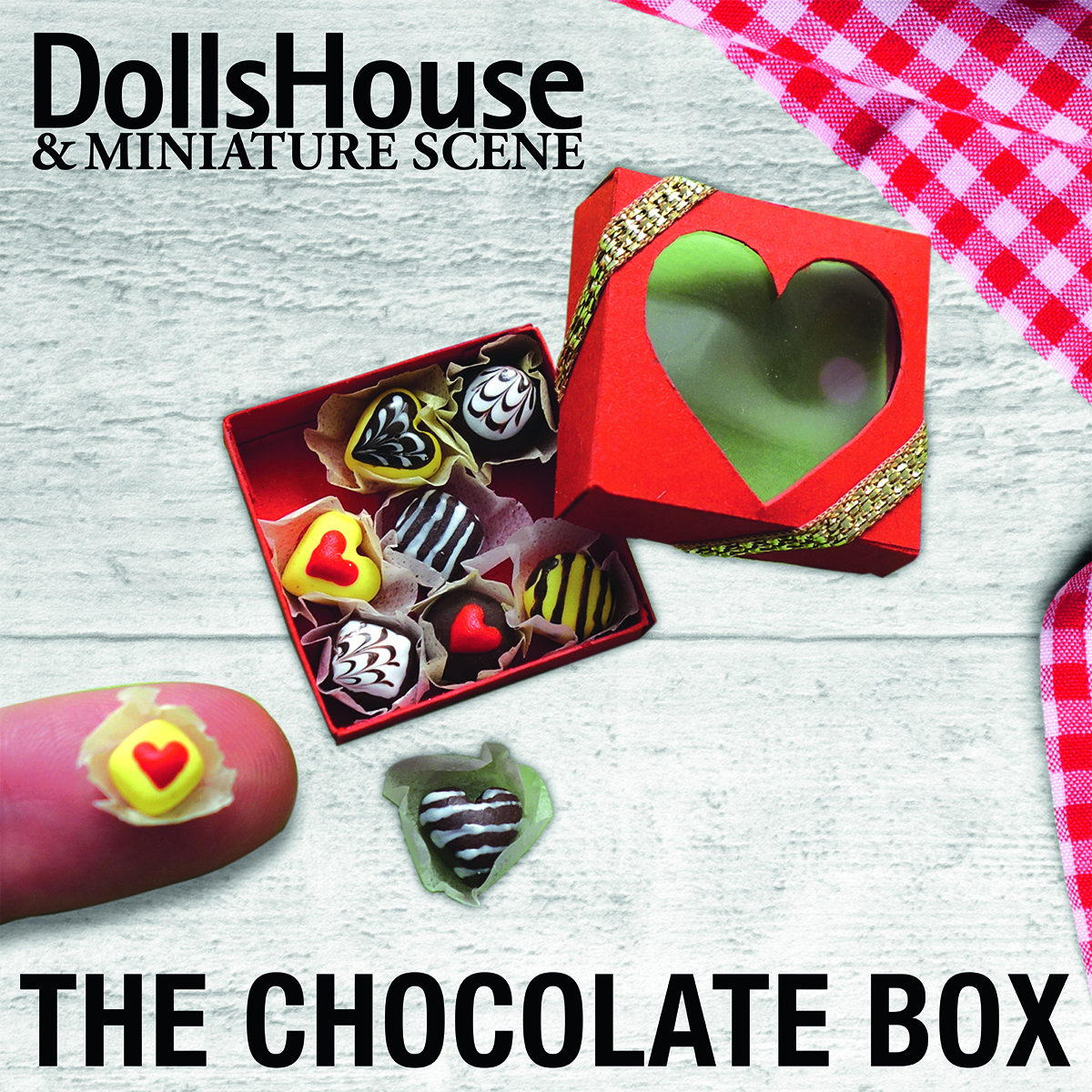 The Chocolate Box- Quick Make Project