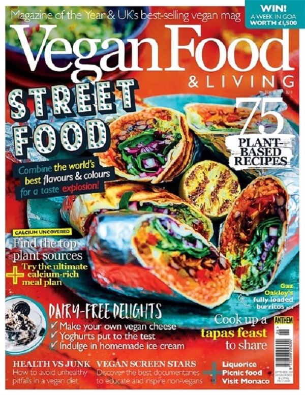 The 5 Best Vegan And Vegetarian Magazines Pocketmags Discover