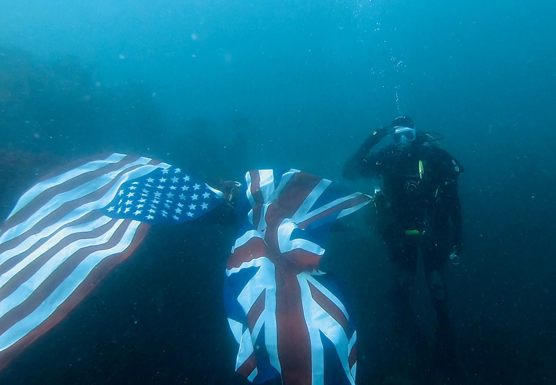 A SALUTE TO HMS OTRANTO