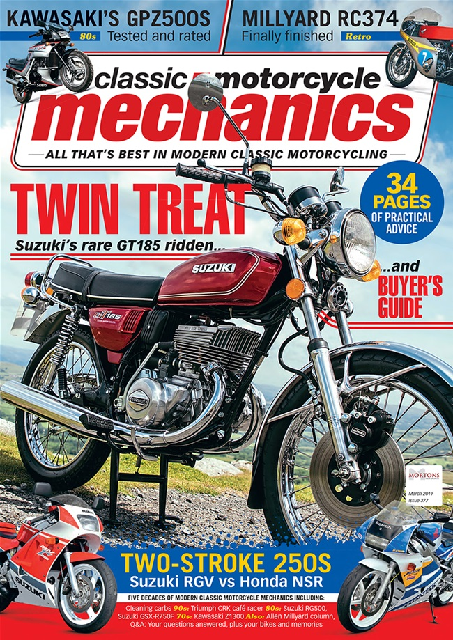 motorcycle classic mechanics magazines magazine march issue core retro covers bikes advert pocketmags