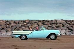 Labour of Love: 1957 Oldsmobile 88