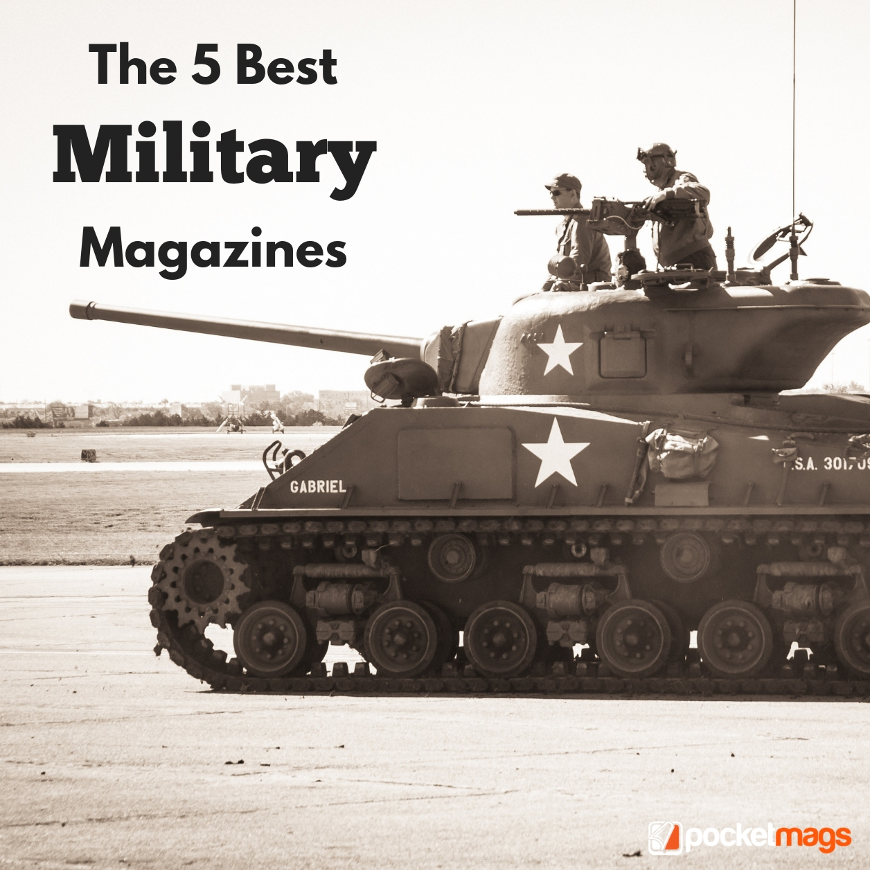The 5 Best Military Magazines