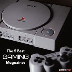 The 5 Best Gaming Magazines