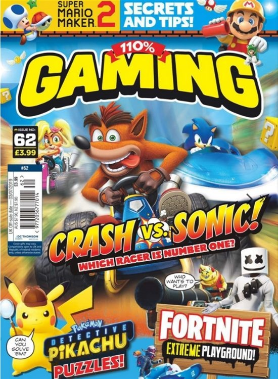 The 5 Best Gaming Magazines | Pocketmags Discover