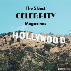 The 5 Best Celebrity Magazines