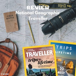 National Geographic Traveller Magazine Review