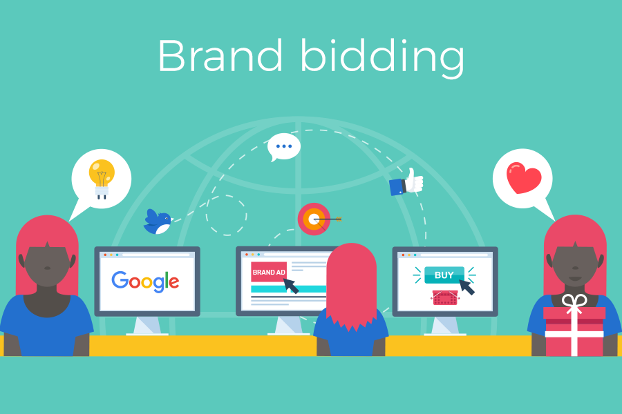 Why should I allow Jellyfish Connect to bid on my brand?