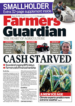 Farmers Guardian Magazine