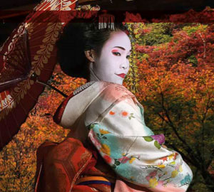 Get to know a Geisha