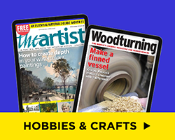 Cyber Week Hobbies & Crafts Offers