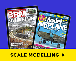 Cyber Week Scale Modelling Offers