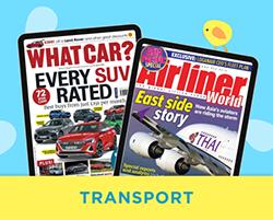 EASTER SALE Transport Offers