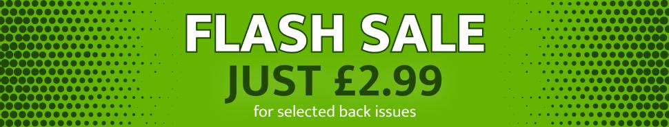 £2.99 Flash Sale