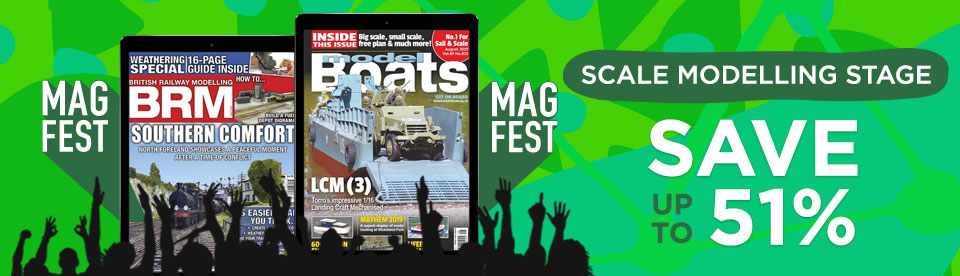 Save on Scale Modelling digital magazines
