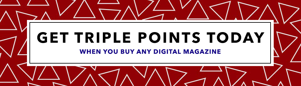 Triple Points Tuesday