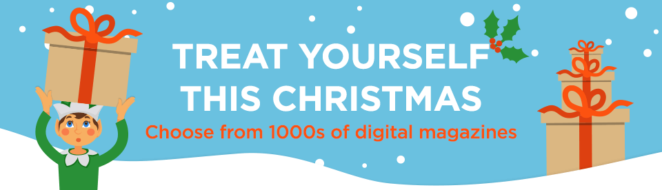 Treat yourself this Christmas