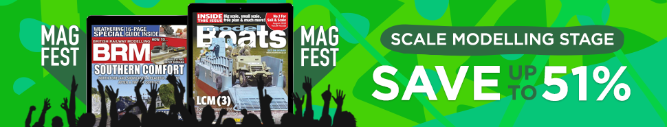 MagFest - Scale Modelling Magazine Subscriptions