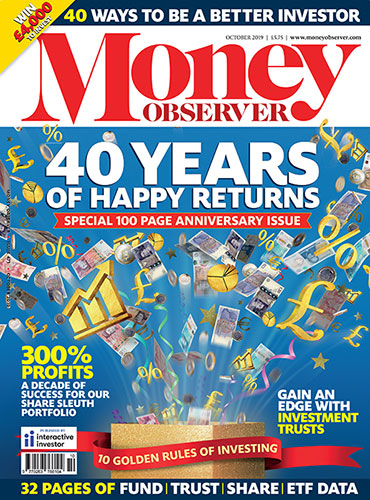 Money Observer Magazine